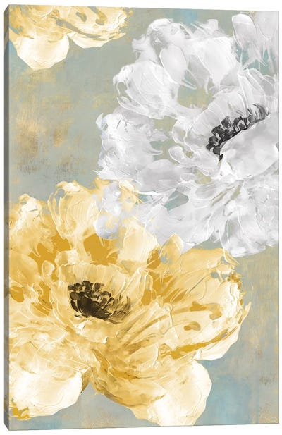 Neutral Contrast I Canvas Art Print
