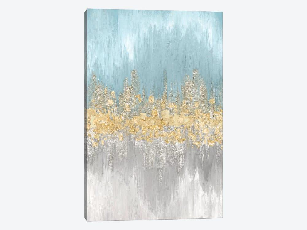 Neutral Wave Lengths II by Eva Watts 1-piece Canvas Artwork