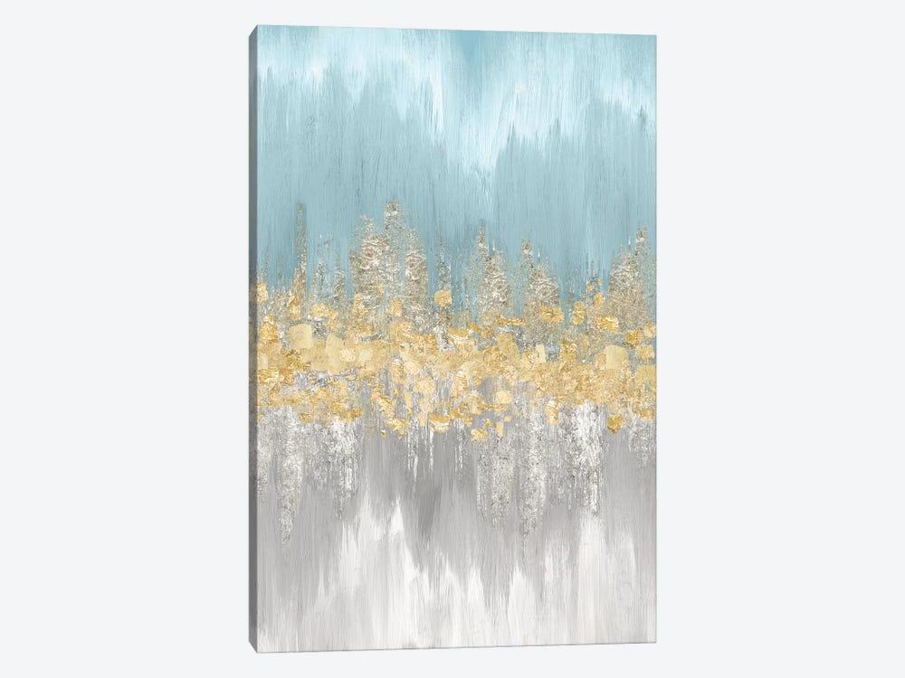 Neutral Wave Lengths III by Eva Watts 1-piece Canvas Print