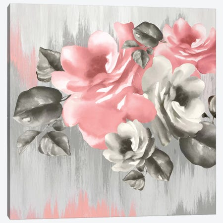 Pink Potion Canvas Print #EWA77} by Eva Watts Canvas Artwork