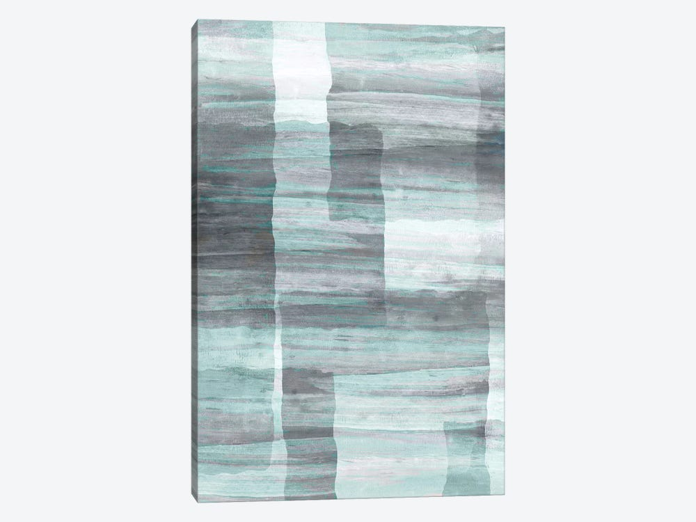Shades Of Grey by Eva Watts 1-piece Canvas Wall Art