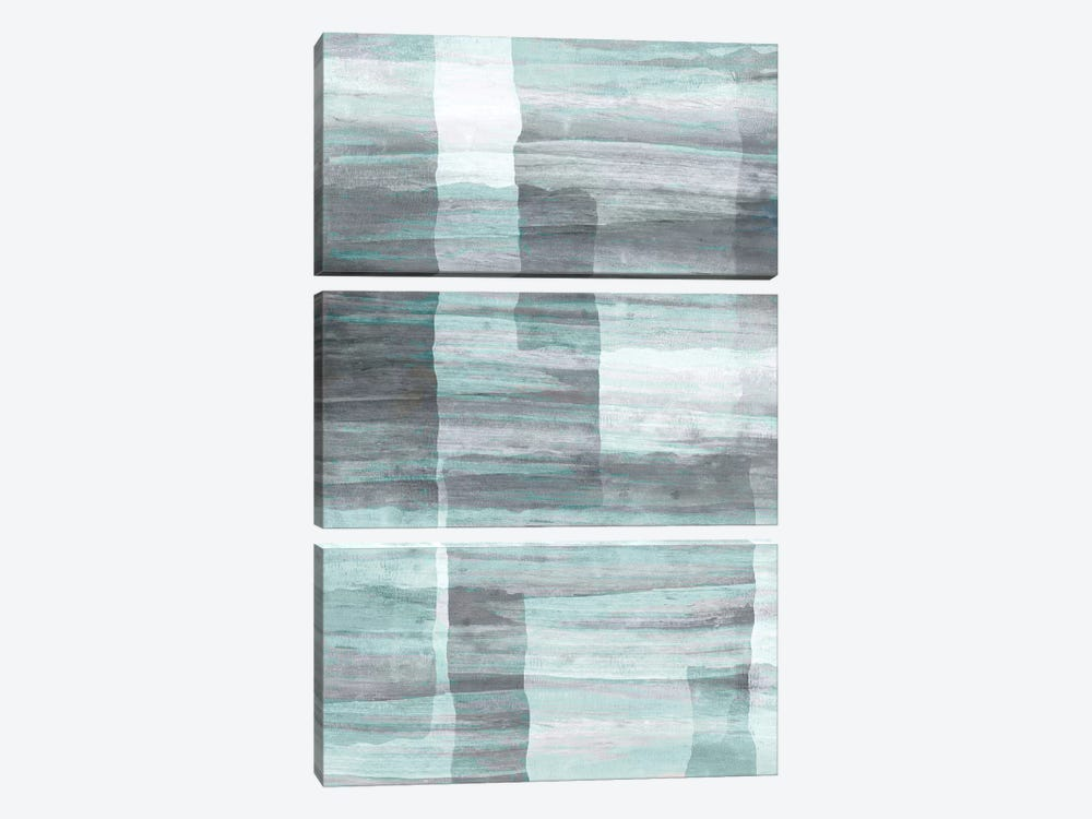 Shades Of Grey by Eva Watts 3-piece Canvas Artwork