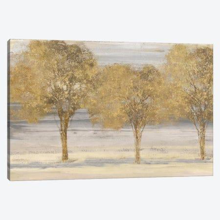 Through The Forest Canvas Print #EWA81} by Eva Watts Canvas Artwork