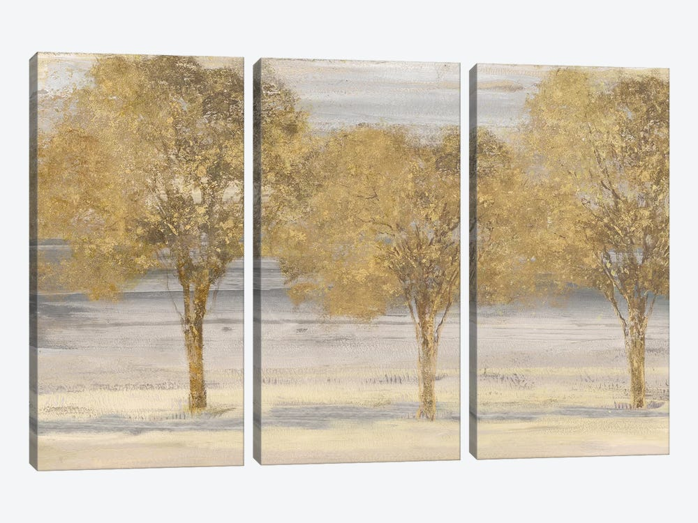 Through The Forest by Eva Watts 3-piece Canvas Artwork