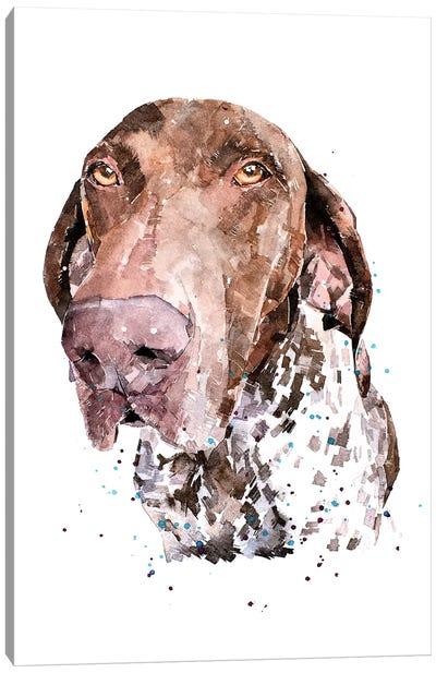 GSP I Canvas Art Print