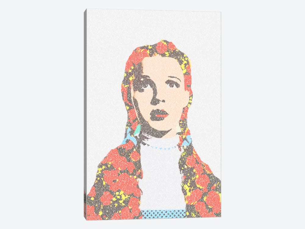 Wizard Of Oz by Robotic Ewe 1-piece Canvas Wall Art