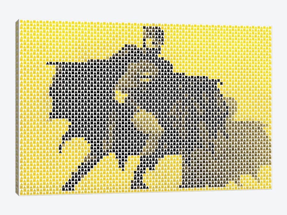 Na Na Na by Robotic Ewe 1-piece Canvas Wall Art