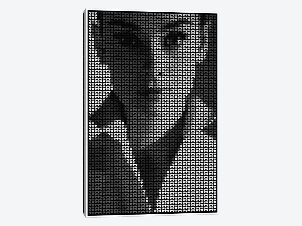 Hepburn by Robotic Ewe 1-piece Art Print