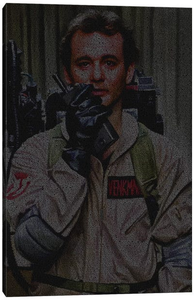 Venkman Canvas Art Print