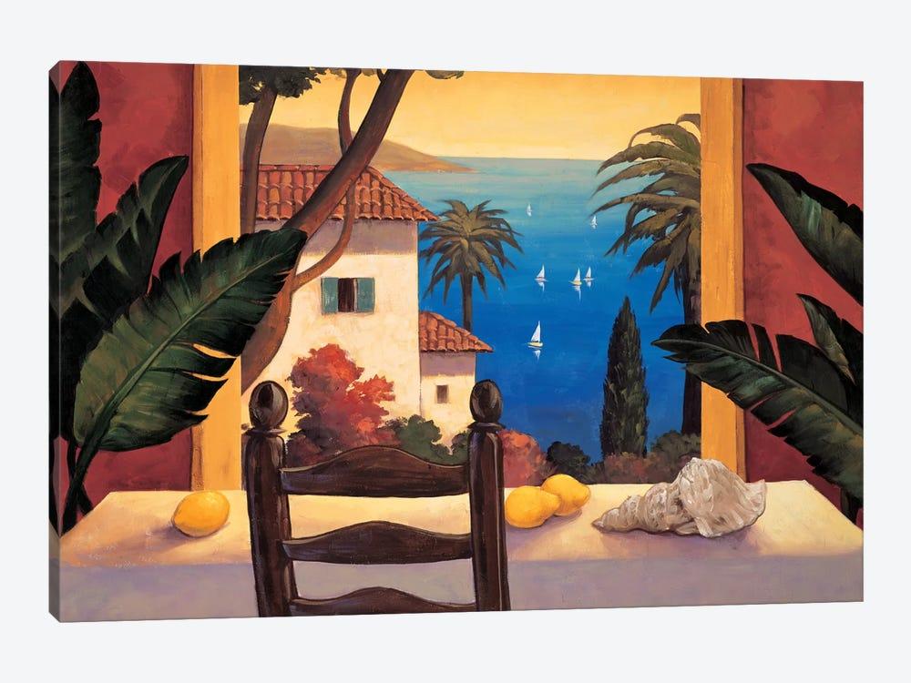 Ocean Breeze I by Elizabeth Wright 1-piece Canvas Artwork