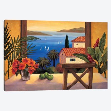 Ocean Breeze II Canvas Print #EWR2} by Elizabeth Wright Canvas Print