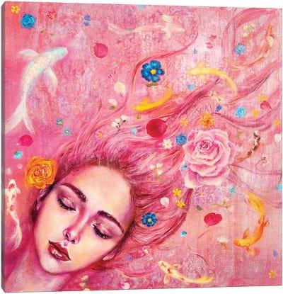Ophelia Canvas Art Print