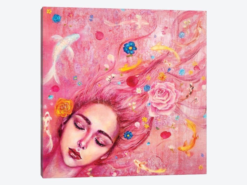 Ophelia by Eury Kim 1-piece Canvas Print