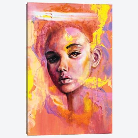 Maybe Canvas Print #EYK18} by Eury Kim Canvas Wall Art