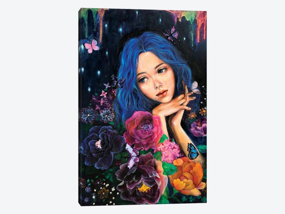 A Starry Night by Eury Kim 1-piece Canvas Artwork