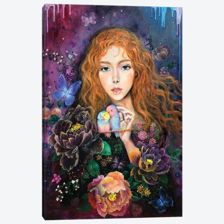 Secret Garden Canvas Print #EYK23} by Eury Kim Canvas Print