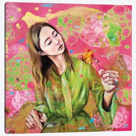 Flowerian II Canvas Print #EYK26} by Eury Kim Canvas Artwork
