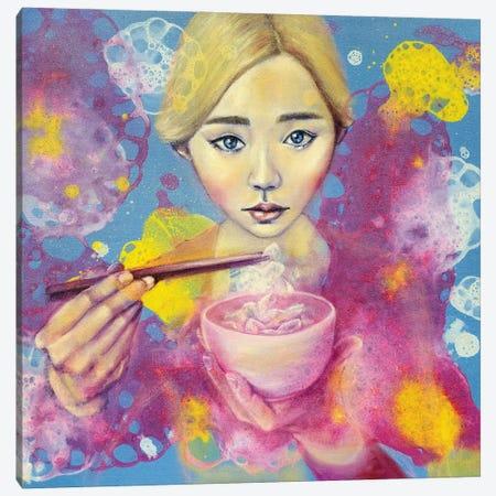 Flowerian III Canvas Print #EYK27} by Eury Kim Canvas Art