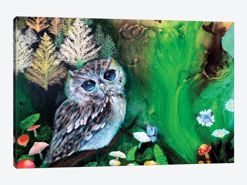 The Forest Of Serenity by Eury Kim 1-piece Canvas Artwork