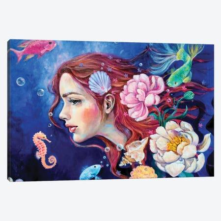 Destiny Canvas Print #EYK36} by Eury Kim Art Print