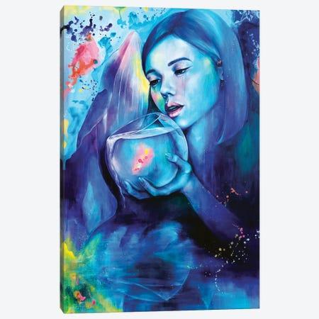 Let You Go Canvas Print #EYK39} by Eury Kim Canvas Art