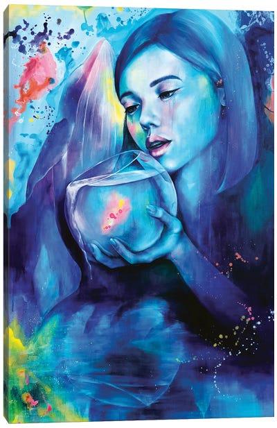 Let You Go Canvas Art Print