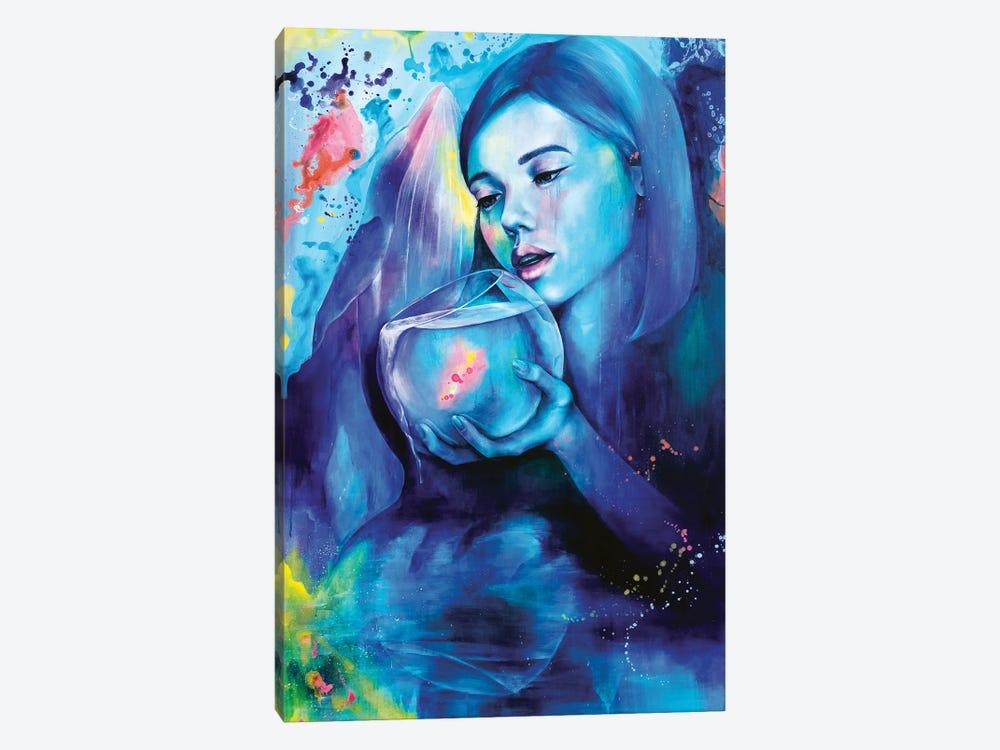 Let You Go by Eury Kim 1-piece Canvas Art