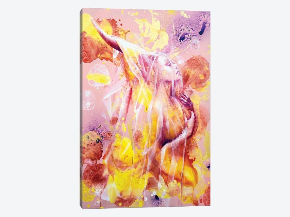 Taurus by Eury Kim 1-piece Canvas Wall Art