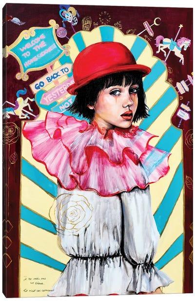 Homesick Carnival Canvas Art Print