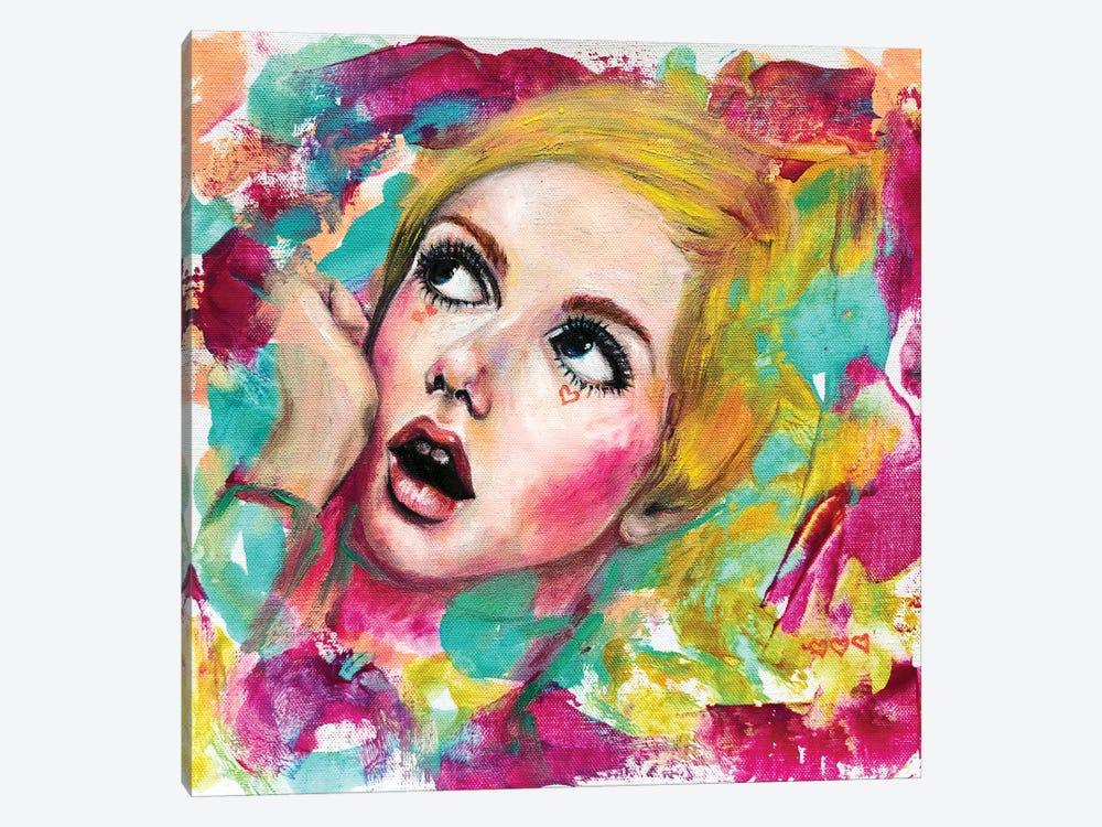 Twiggy by Eury Kim 1-piece Canvas Print