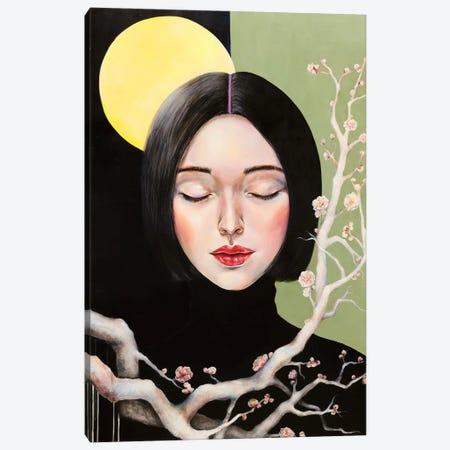 The Reminder Canvas Print #EYK50} by Eury Kim Canvas Art