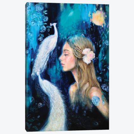 Beautiful Silence Canvas Print #EYK53} by Eury Kim Canvas Artwork