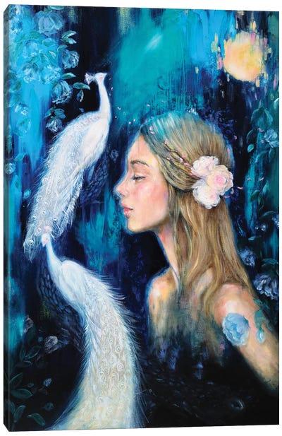 Beautiful Silence Canvas Art Print