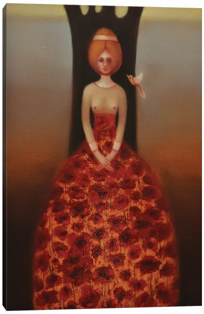 Cassandra Canvas Art Print