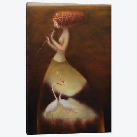 Magic Melody Canvas Print #EZE30} by Eduard Zentsik Canvas Art