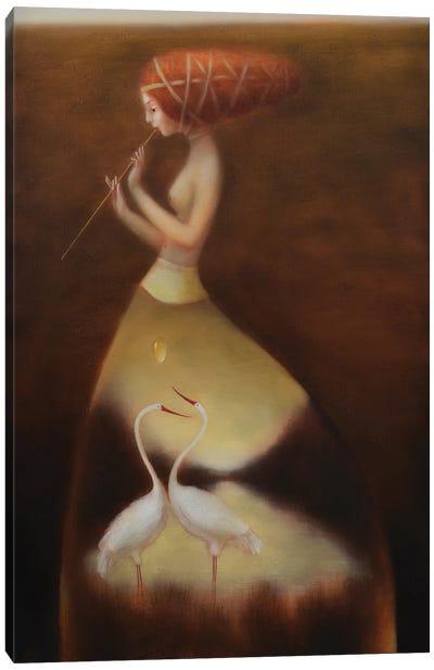 Magic Melody Canvas Art Print