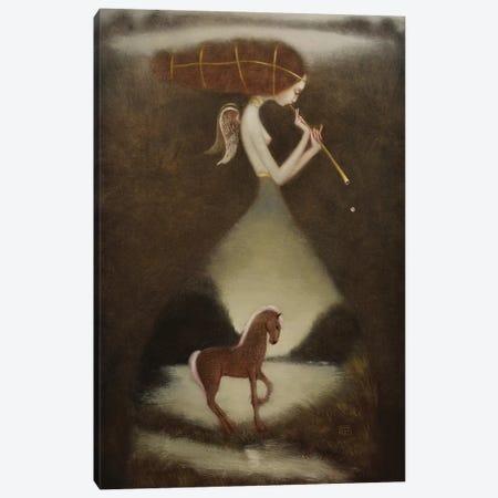 My Angel I Canvas Print #EZE35} by Eduard Zentsik Canvas Print