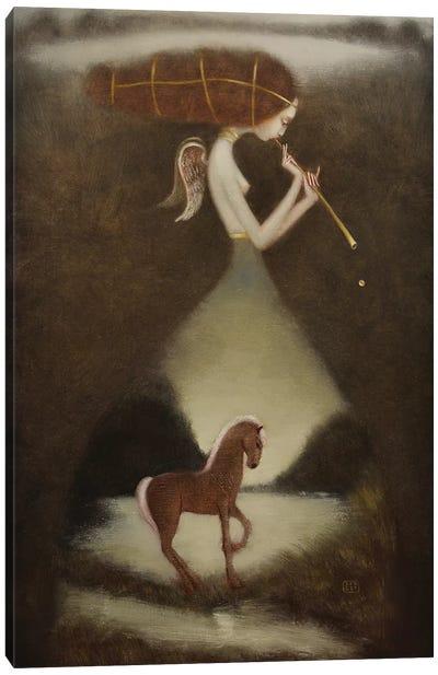 My Angel I Canvas Art Print