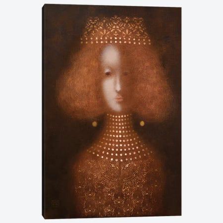 My Princess Canvas Print #EZE37} by Eduard Zentsik Canvas Print