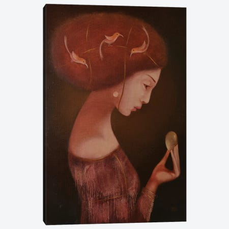 Second Birth Canvas Print #EZE47} by Eduard Zentsik Canvas Artwork