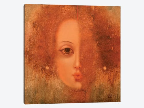 Tenderness I Canvas Art By Eduard Zentsik Icanvas