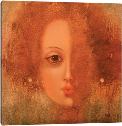 Tenderness I Canvas Art Print