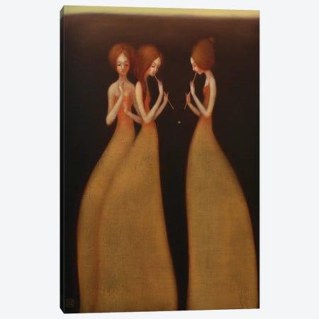 As Singing Flute Canvas Print #EZE6} by Eduard Zentsik Canvas Art Print