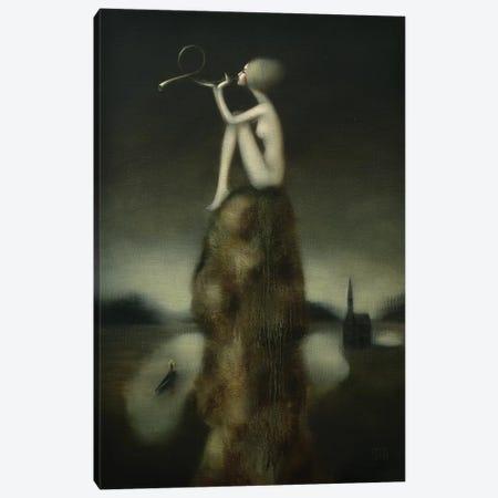 Call Canvas Print #EZE9} by Eduard Zentsik Canvas Art