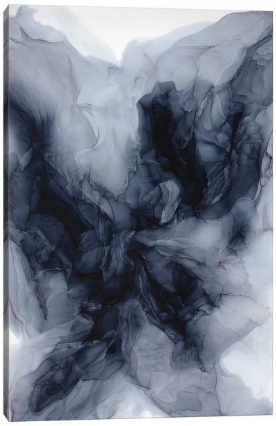 Chaos Wings Canvas Art Print