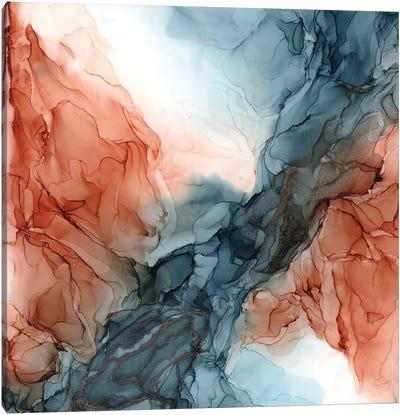 Desert River Canvas Art Print