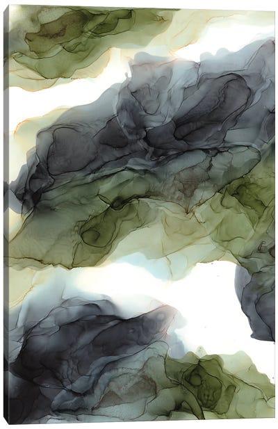 Forest Walk Canvas Art Print