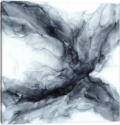 Holo Chaos Base Painting Canvas Art Print
