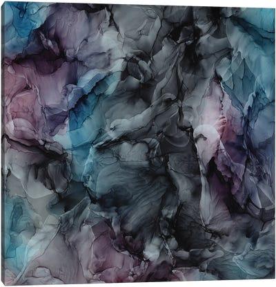 Moody Chaos Canvas Art Print