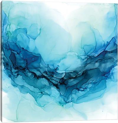 Ocean Paddle Canvas Art Print